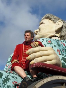 Giant Spectacular Liverpool Royal De Luxe Not Just Collective Art